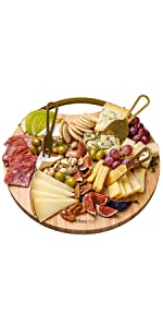 cheese amp; charcuterie gifts for people who like to cook personalized cheese board accessories bambusi