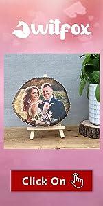 Custom Photo Painting on Wood
