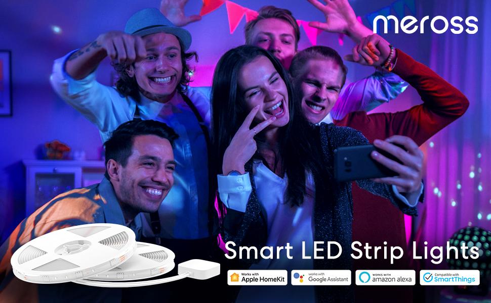 apple homekit smart strip light