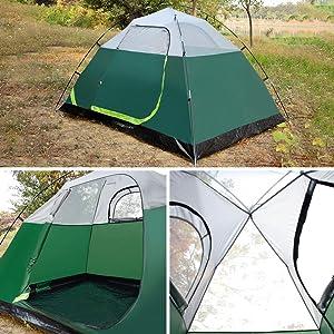 breatahble tent