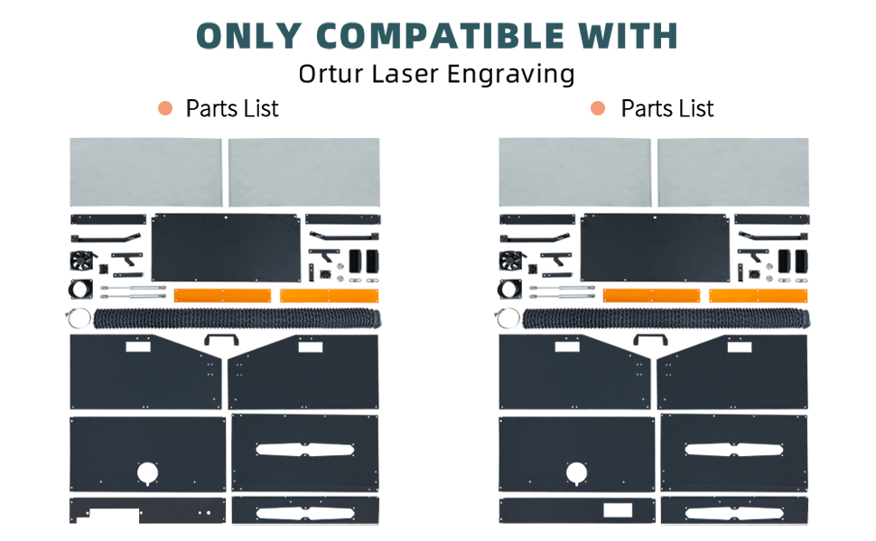 Ortur laser master 2 pro enclosure