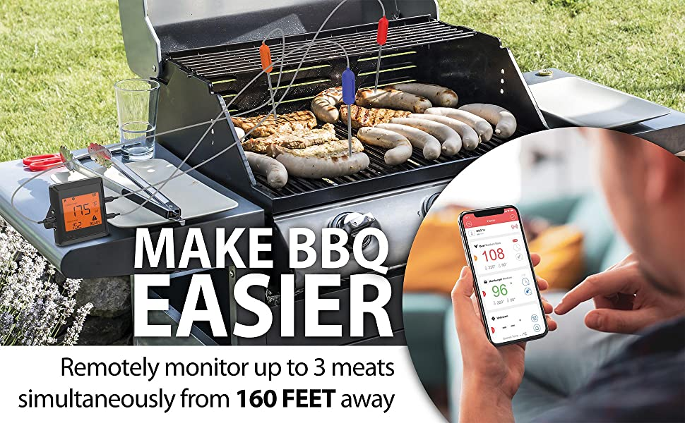 easier bbq and cooking grill safe