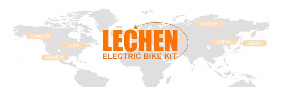 LECHEN Electric Bike Conversion Kit