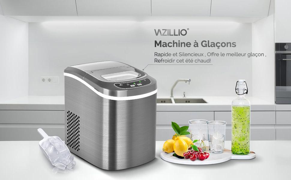 machine a glacons