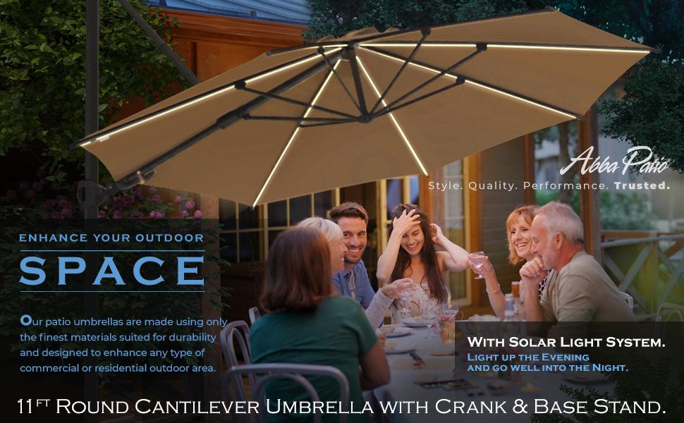 cantilever offset patio umbrella large hanging patio umbrella outdoor umbrella with stand