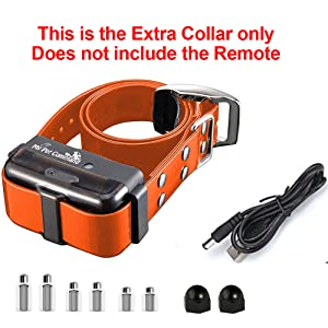 My Pet Command 1.25 Mile Extra Collar Only