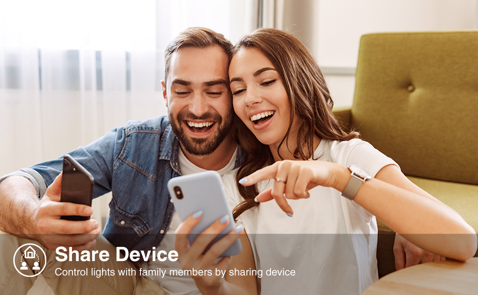 Smart Switch-Share Device