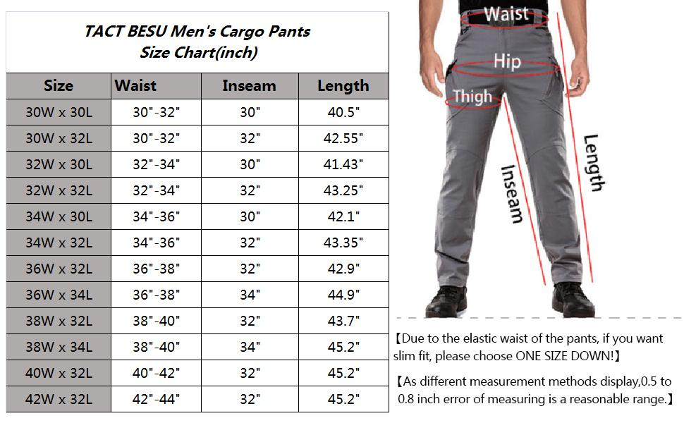 cargo pants men ix9 military tactical pants for men hiking pants