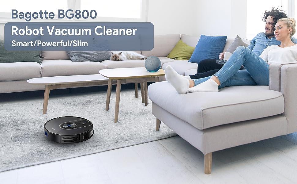 robot vacuum BG800