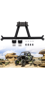 Spare Tire Carrier Mount Rack