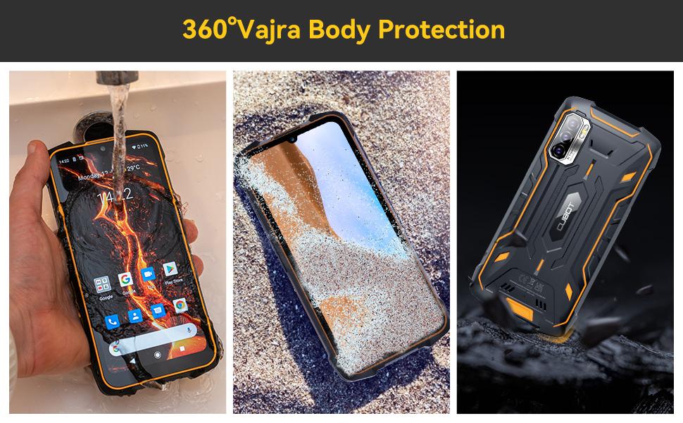 IP68 IP69K waterproof dustproof drop-proof