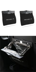 Tesla Model 3 Rear Seat Garbage Bag