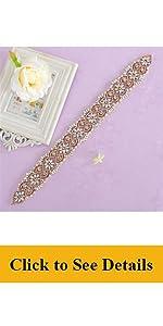 rhinestone belts for wedding gowns belt for dresses women rhinestone sash belt for girls