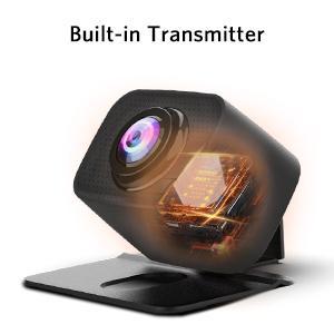 Built-in Transmitter