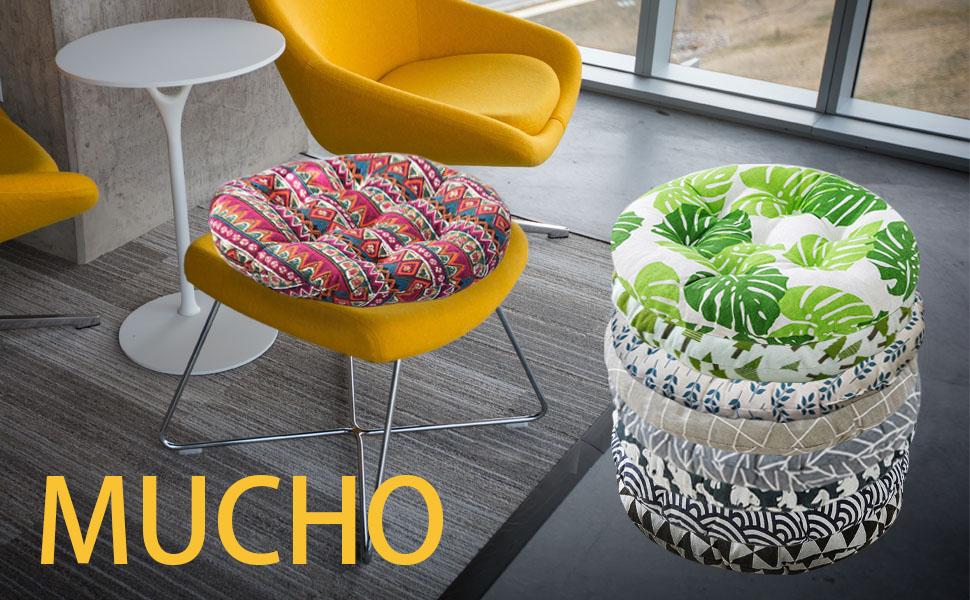 Round Chair Cushion