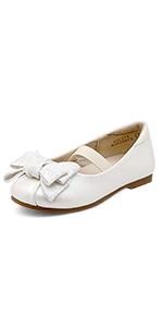 girls dress shoes flats princess party school communion