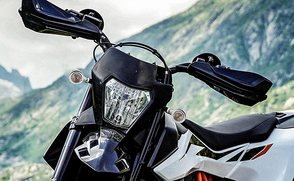 Universal Retro Motorcycle Turn Signals