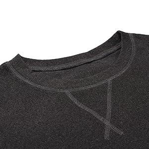 long sleeve shirts for women crewneck