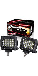 LED pods light