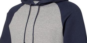 color block hoodies