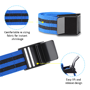 occlusion training bands uses high-quality materials