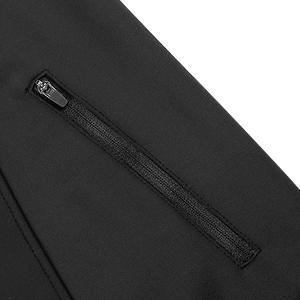 Zipper Closure Pockets