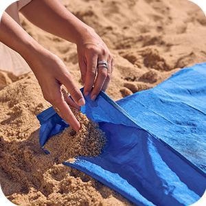 sand resistant