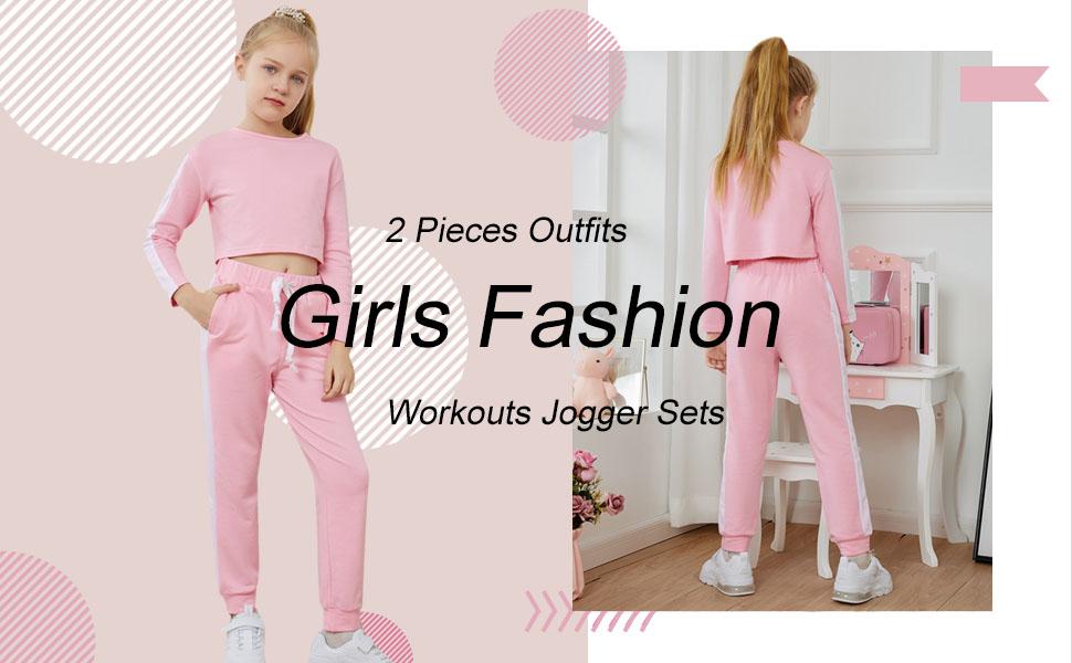 Girls 2 PCS OUTFITS