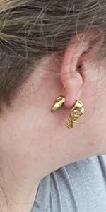 Dinosaur Ear Hanger Weights