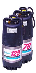 Barnes Model 126 Submersible Dewatering Pump