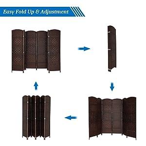 Easy Fold Up amp; Adjustment
