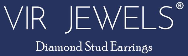 Vir Jewels Diamond Stud Earrings