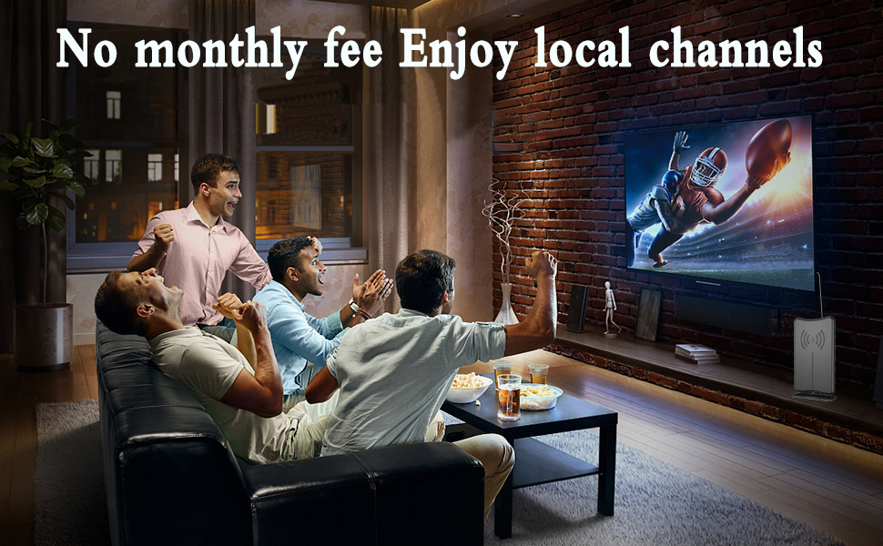 Home Smart HDTV Antenna