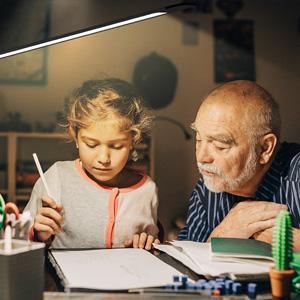 Homework Light