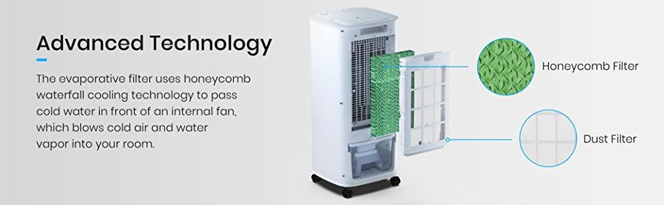 evaporative air coolers