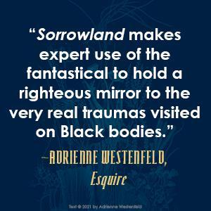 Sorrowland Rivers Solomon Adrienne Westenfeld quote