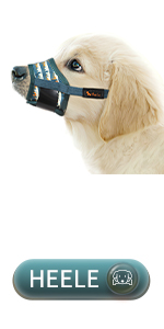 print dog muzzle