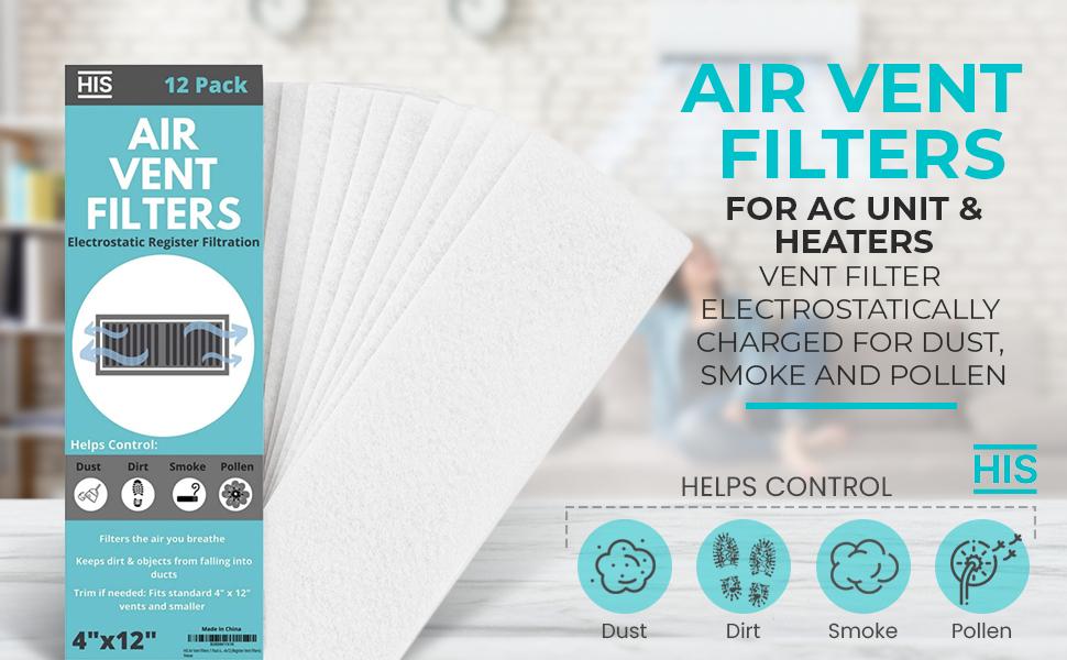 air filter his