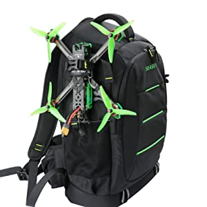 One backpack for multiple purposes It's something you deserve