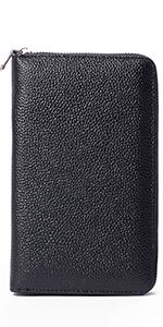 Multifunctional wallet, black