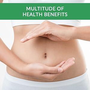 Multitude of Health Benefits
