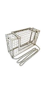 s cage purse