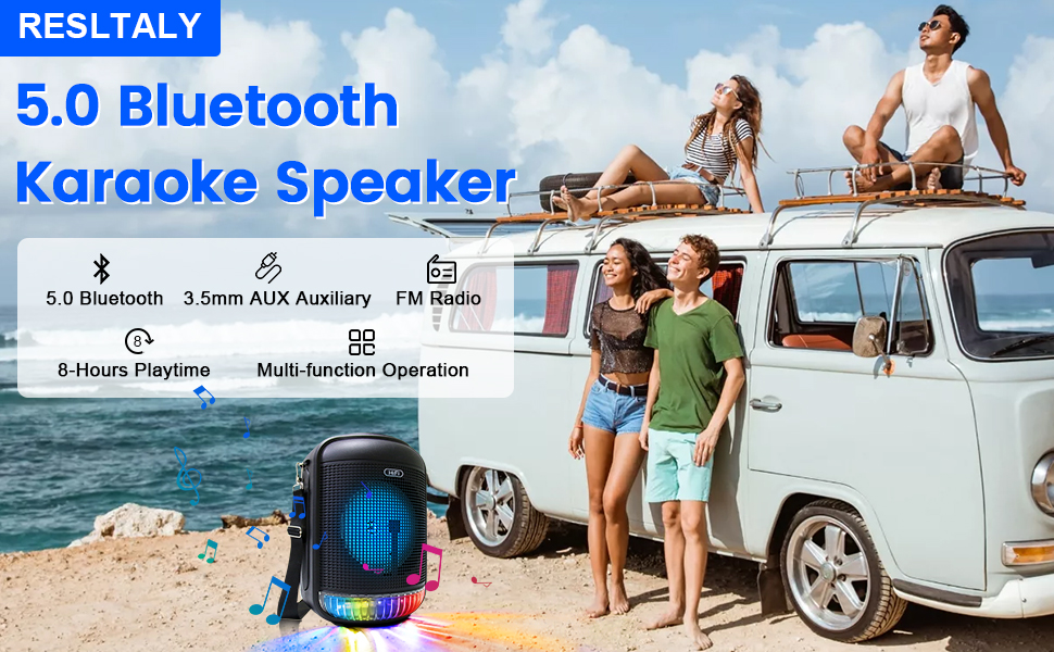 wireless karaoke machine