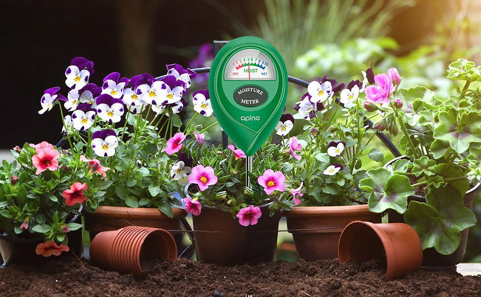 soil moisture meter apine