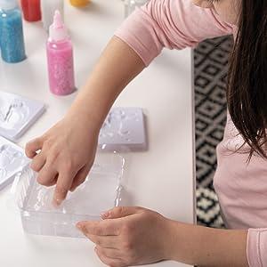 aqua gelz set créatif deluxe kit créativité jeu jouet enfant