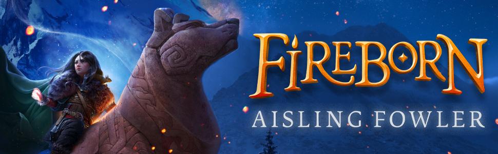 fireborn aisling fowler