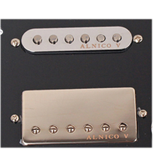 SSH pickup for strat style 6 string electric guitar
