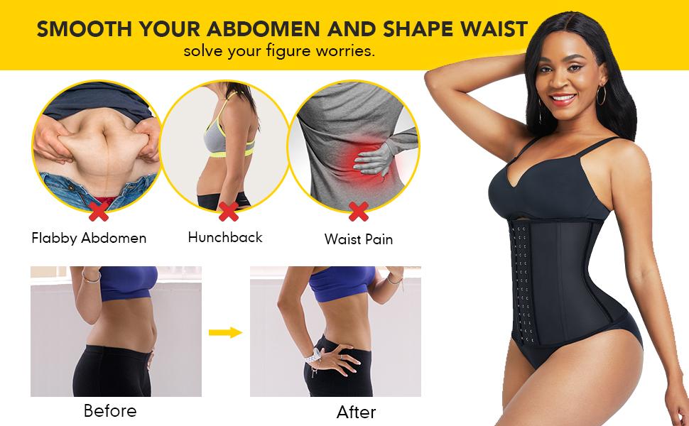 waist trainer for elegant figure