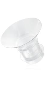 Momcozy Wearable Breast Pump 17mm Flange Insert