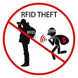 Rfid anti-theft design
